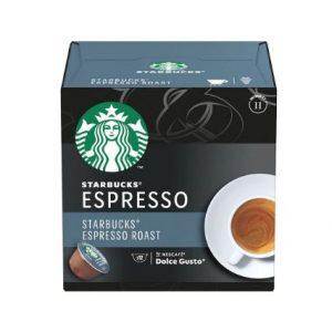 Кафе Капсули Dark Espresso Roast Starbucks 12 бр
