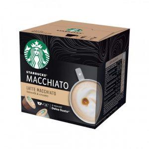 Кафе Капсули Latte Macchiato Starbucks 12 бр