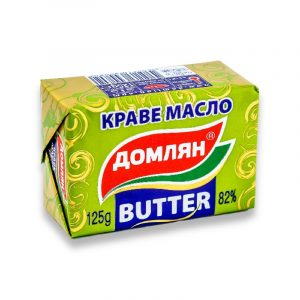 Краве Масло Домлян 125 гр