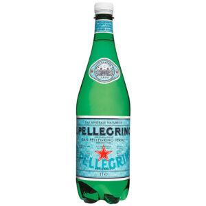 Газирана Минерална Вода San Pellegrino 1л