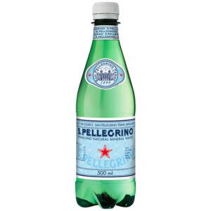 Газирана Минерална Вода San Pellegrino 500мл