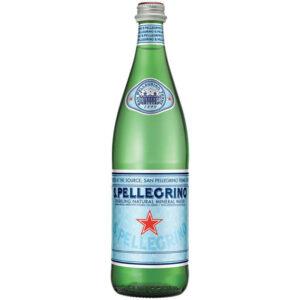 Газирана Минерална Вода San Pellegrino 750мл