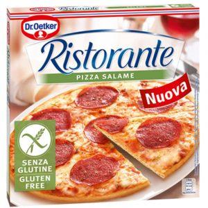 Пица Dr. Oetker Ristorante Салам без Глутен 315 гр