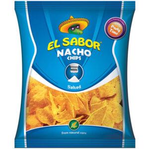 Чипс El Sabor Натурален Царевичен 225 гр