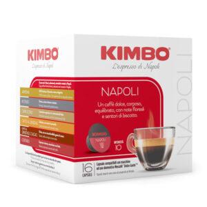 Кафе Kimbo Napoli Dolce Gusto 16бр