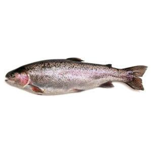 Пъстърва Охладена Чистена от Balkan Fish 1кг