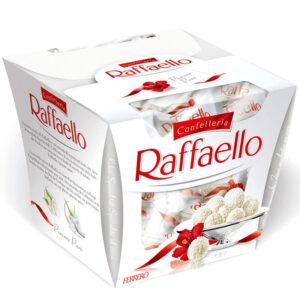 Бонбони Raffaello Ferrero Rocher 15 бр / 150 гр