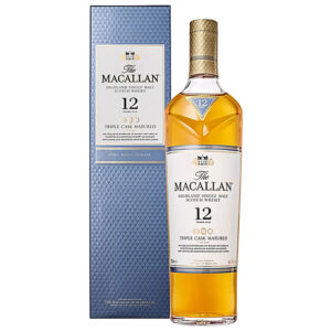 Уиски The Macallan 12 YO Tripple Cask 700 мл