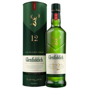 Уиски Glenfiddich 12 Годишно 700 мл