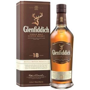 Уиски Glenfiddich 18 Годишно 700 мл