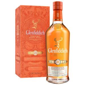 Уиски Glenfiddich 21 Годишно 700 мл