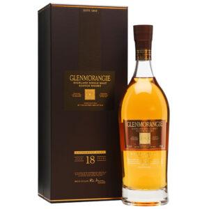 Уиски Glenmorangie 18 Years Old Single Malt 700мл