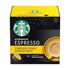 Кафе Капсули Blonde Espress Roast Starbucks 12бр