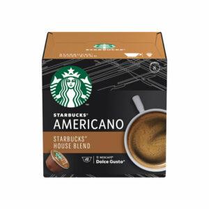 Кафе Капсули House Blend Starbucks 12бр