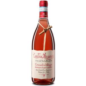 Вино Розе Cantina Zaccagnini Tralcetto Cerasuolo D'Abruzzo 750мл