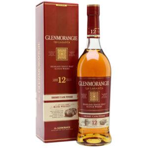 Уиски Glenmorangie Lasanta 12 YO 700мл