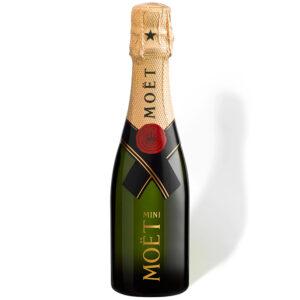 Шампанско Moet & Chandon Rose Imperial Brut Mini 200мл