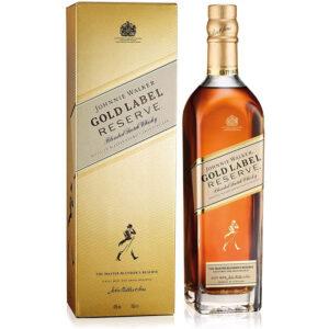 Уиски Johnnie Gold Label Reserve 700мл