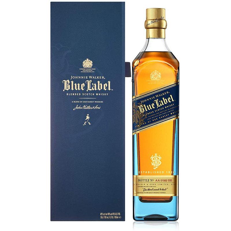 Уиски Johnnie Walker Blue Label 700мл